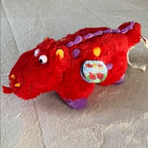 NWT Dragon Pillow Pets pee wees - small size